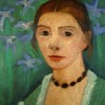 Sel Portrait, Paula Modersohn Becker